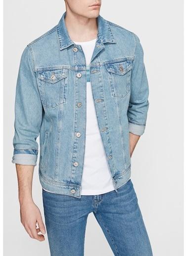 Mavi Ceket Renksiz